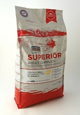 Fish4Dogs Superior Complete 12kg