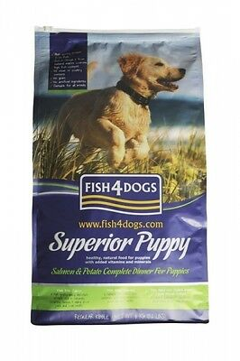 Fish4Dogs Superior Puppy Complete 12kg