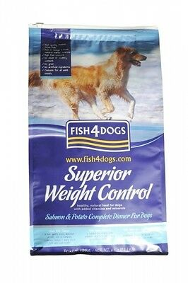 Fish4Dogs Superior Weight Control Small Breed 6kg