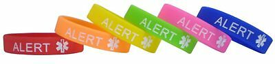 Diabetes Diabetic wristband - Type 1 Diabetes - Small size, for ages 3yrs pls UK