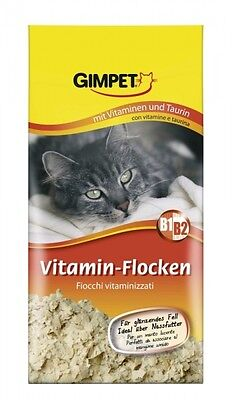 Gimpet Vitamin Flocken 200g