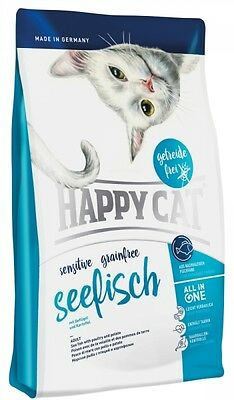 Happy Cat Sensitive Grainfree Seefisch 1,4 kg • EUR 17,58