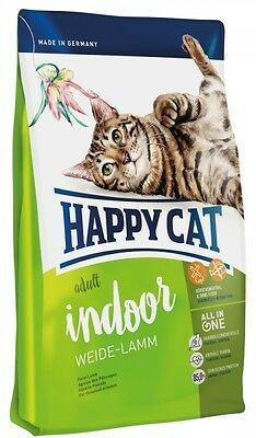 Happy Cat Supreme Indoor Weide-Lamm 10 kg • EUR 43,66