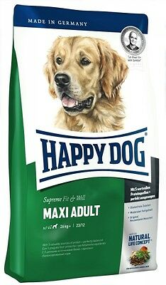 Happy Dog Fit & Well Maxi Adult 4kg