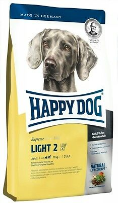 Happy Dog Supreme Fit & Well Light 2 Low Fat 12,5kg