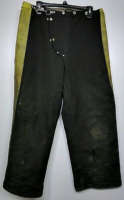 Janesville Firefighter Bunker Turnout Pants Liner 36x28 Prepper Fire Safety PPE