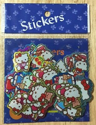 1 x Packet of Hello Kitty Stickers (100 Pieces) Party Bag Filler / Crafts