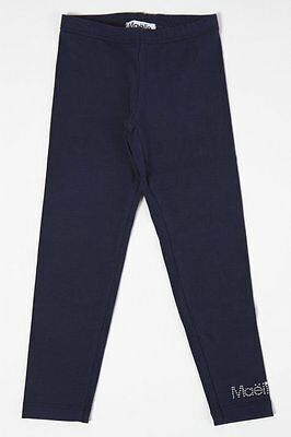 Maelie by Rubacuori Leggings Bimba Blu #007553