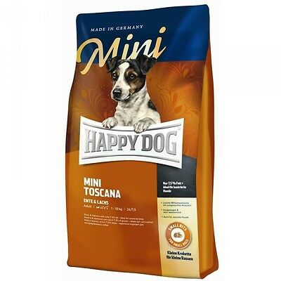 Happy Dog Supreme Mini Toscana 4 kg • EUR 24,77