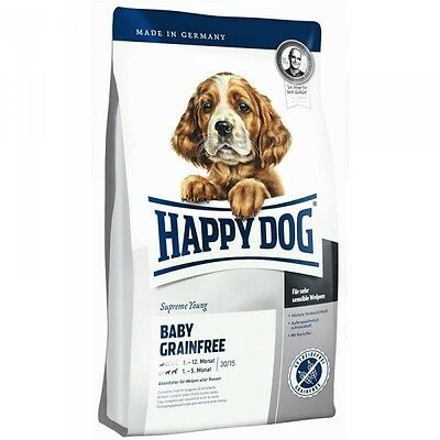 Happy Dog Supreme Young Baby grainfree 12,5kg