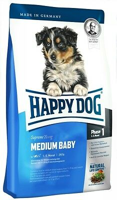 Happy Dog Supreme Young Medium Baby 4kg