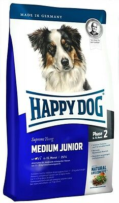 Happy Dog Supreme Young Medium Junior 10kg