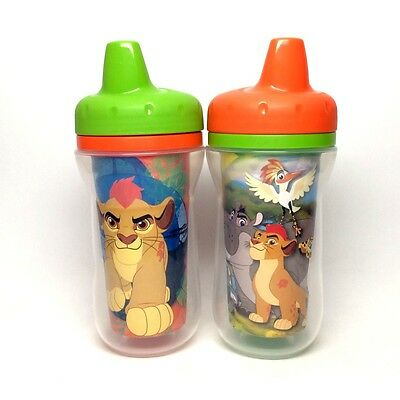 Lion King Sippy Cups (Lion Guard)