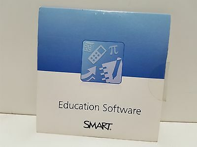 Smart Technologies Education Software Disc DVD Windows & Mac SmartBoard
