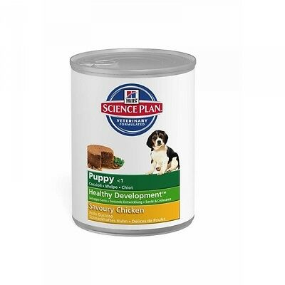 Hills Canine Healthy Development Puppy Huhn 370g Dose