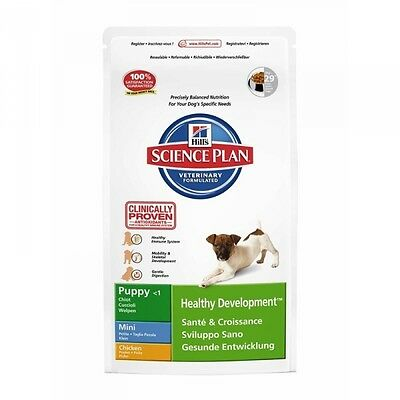 Hills Canine Healthy Development Puppy Mini 7,5kg