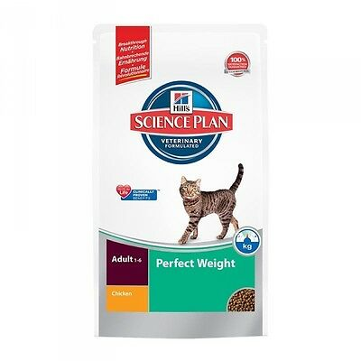 Hills Feline Adult Perfect Weight Huhn 250g