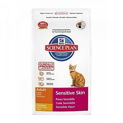 Hills Feline Sensitive Skin Adult 400g • EUR 13,08