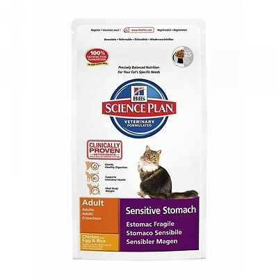 Hills Feline Sensitive Stomach Adult 1,5kg