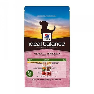 Hills Ideal Balance Canine Adult Small Breed 2kg