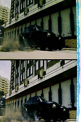 Fast and Furious 5 35mm Film Cells