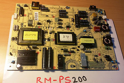 """Power Supply Board For 50273Hddled Tx-50A300B 50"""" Tv Vestel 17Ips20 23197118"""