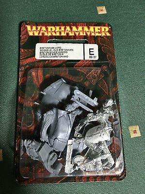 Bretonnia Lord With Two Hands Weapon Sixth Edition OOP