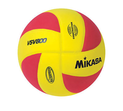 Mikasa VSV800 Squish No-Sting Pillow Cover Volleyball