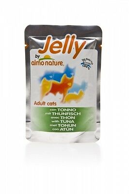 Jelly Pouch by Almo Nature Thunfisch 70g