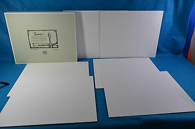 Lot Of 22 Fredrix Quality Acrylic Prime Artist Stretch Canvas New Old Stock