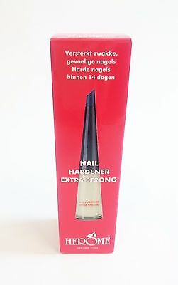 Genuine Herome Nail Hardener Extra Strong (RED Box) 10ml AUSSIE SELLER