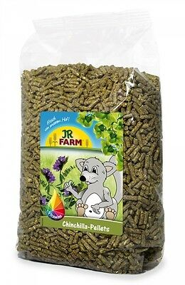 JR Chinchilla Pellets 1kg