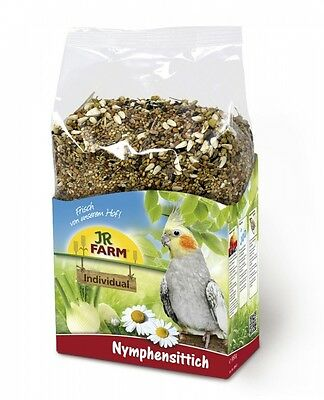 JR Farm Birds Premium Premium Nymphensittich 1kg