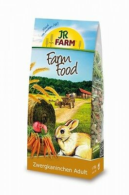 JR Farm Food Zwergkaninchen Adult 750 g