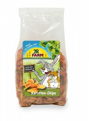 JR Farm Karotten - Chips 125g
