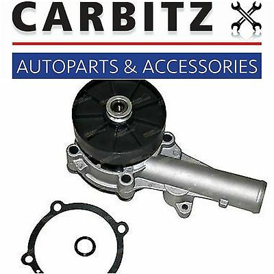 Ford Falcon BA-FG 6CYL Inc.TURBO Water Pump and Drive Belt Combo W2079P
