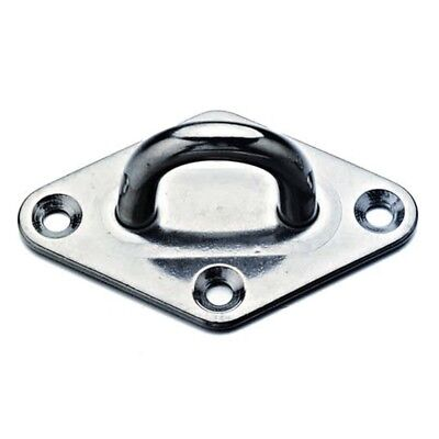 316 Stainless Steel Boat Deck Base Marine Yacht 100mm