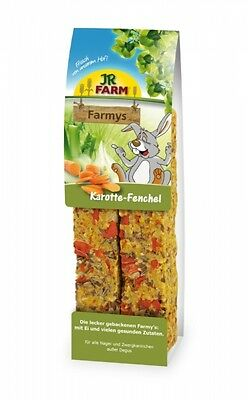 JR FARMYs Karotte-Fenchel 160 g