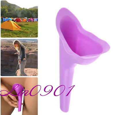 Pop Womens Outdoor Travel Urination Device Cup Stand Up Pee Anywhere Port LIN