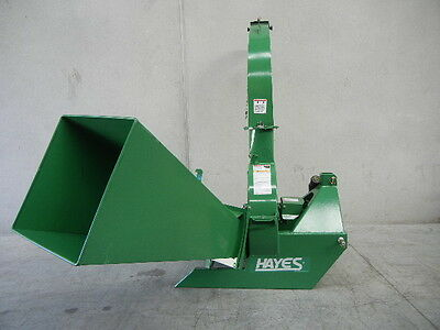 "Hayes Pto Tractor Wood Chipper Mulcher 4"" Capacity Bx42S - 3Pl"