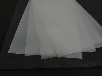 "TEFLON FILM/Sheet .005x12""X12""  VIRGIN HIGH TEMPERATURE PTFE"