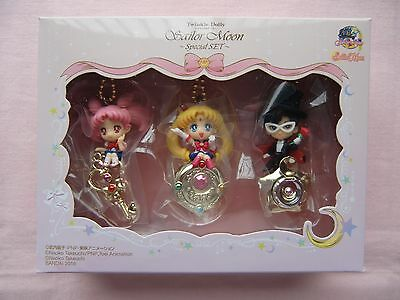 Twinkle Dolly Sailor Moon Special SET  Bandai