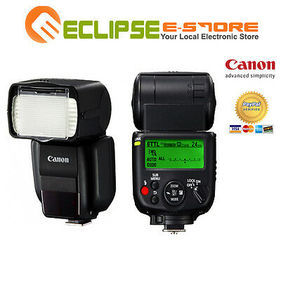 NEW CANON Speedlite 430EX III Flash Speedlight 430EXIII
