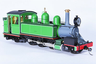 On30 Haskell NA Puffing Billy DCC fitted - Apple Green
