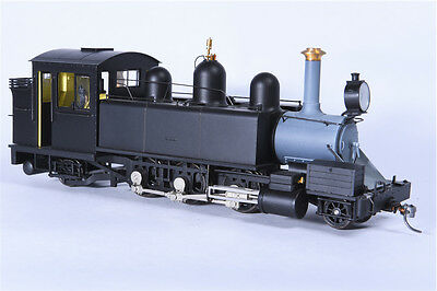 On30 Haskell NA Puffing Billy DCC fitted - Black