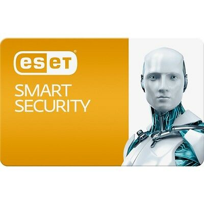 ESET Smart Security 5 PC + 5 Android 1 Anno Licenza versione ESD