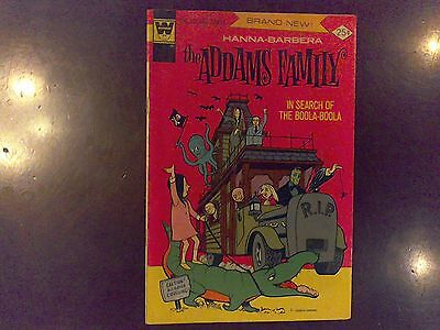 """1st ISSUE """" THE ADDAMS FAMILY """"  comic book"""