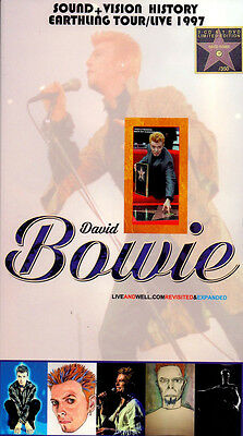 David Bowie – Live And Well.com Revisited & Expanded - 3 CD + DVD