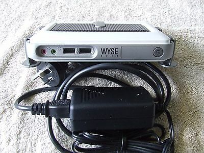 WYSE Sx0 Winterm S90 Thin Client Terminal with Power Adapter