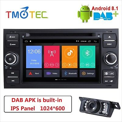 "7"" Ford Car DVD Player GPS Radio 3G Blueooth SWC RDS DVR VMCD Digital DVB-T TV"